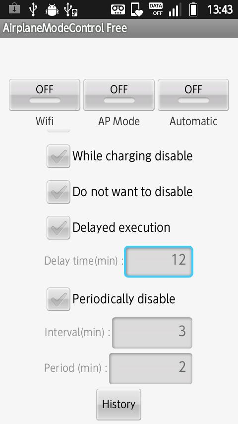 自動機内モード制御 Free- スクリーンショット