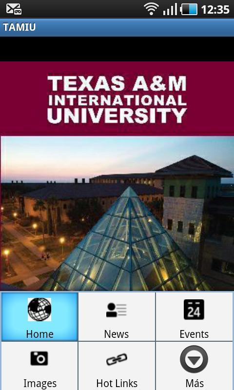 TAMIU - screenshot