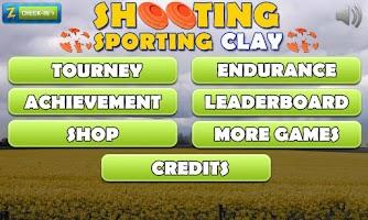 Screenshot of Shooting Sporting Clay