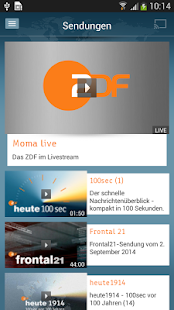 ZDFheute - screenshot thumbnail