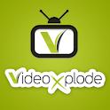 VideoXplode logo