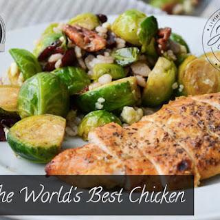 The World's Best Chicken.
