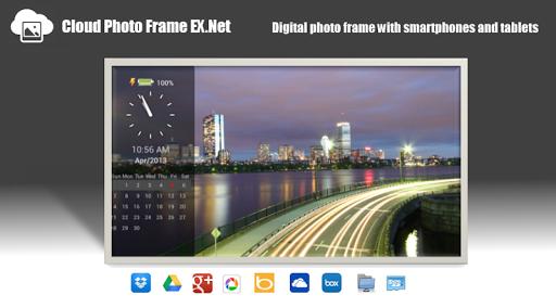 Cloud PhotoFrame EX.Net