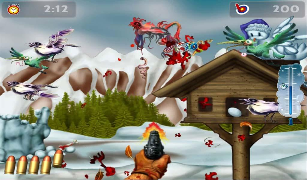 Halloween Birds (Deutsch)- screenshot