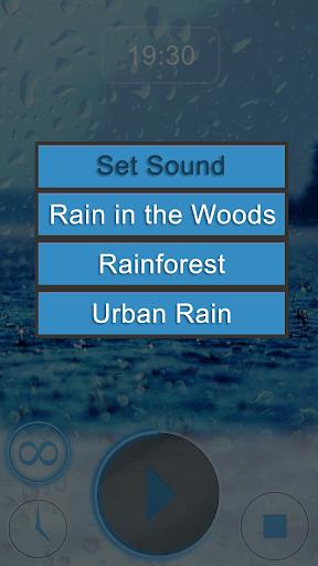 玩音樂App|雨声:纯自然声 - 放松 催眠(无音乐)免費|APP試玩