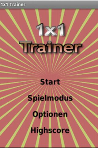 1x1 Trainer - screenshot