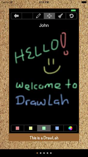 【免費通訊App】DrawLah-APP點子