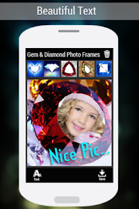 Gem & Diamond Photo Frames screenshot 10