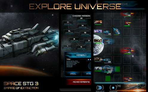 Space STG 3 Galactic Empire Version 1.7.8 APK