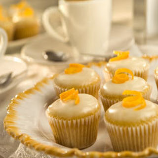 Honey & Orange Mini Cakes.