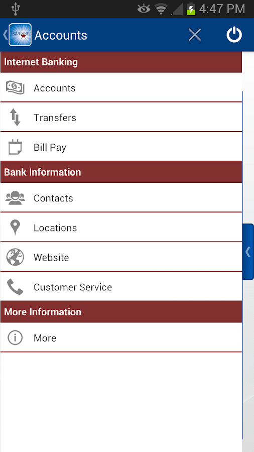 ValueBank TX – Mobile Banking- screenshot