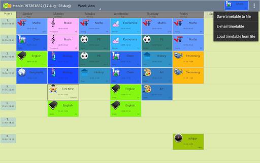 玩教育App|Family Timetable免費|APP試玩