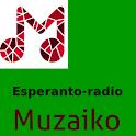 Esperanto-radio Muzaiko logo