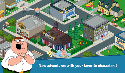 Family Guy The Quest for Stuff Screenshot 15