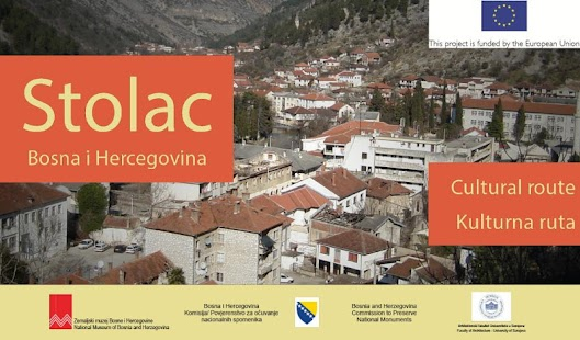 Stolac – Cultural Route- screenshot thumbnail