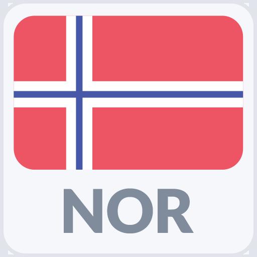 无线电挪威 音樂 LOGO-玩APPs