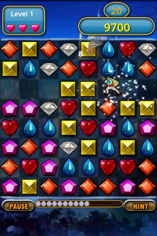 Jewel Magic - screenshot