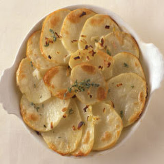 Potato & Herb Bake.