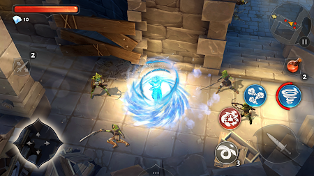 Dungeon Hunter 5 5 1.2.0n screenshot 15286
