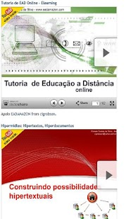 EAD Mobile and E-learning - screenshot thumbnail