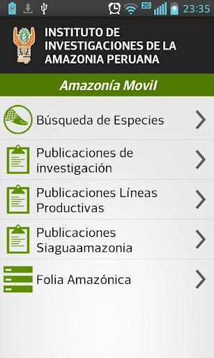 【免費教育App】Amazonía Móvil-APP點子
