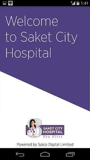 Saket City Hospital