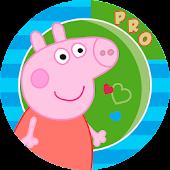 Peppa Pig kids Puzzles PRO