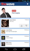 Screenshot of The Wave Radio