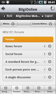 Bilgi LMS- screenshot thumbnail