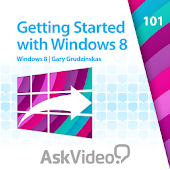Windows 8 101 Getting Started