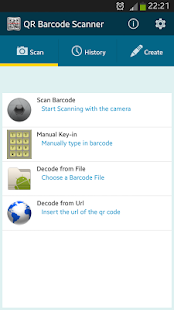 QR BARCODE SCANNER Code Reader- screenshot thumbnail