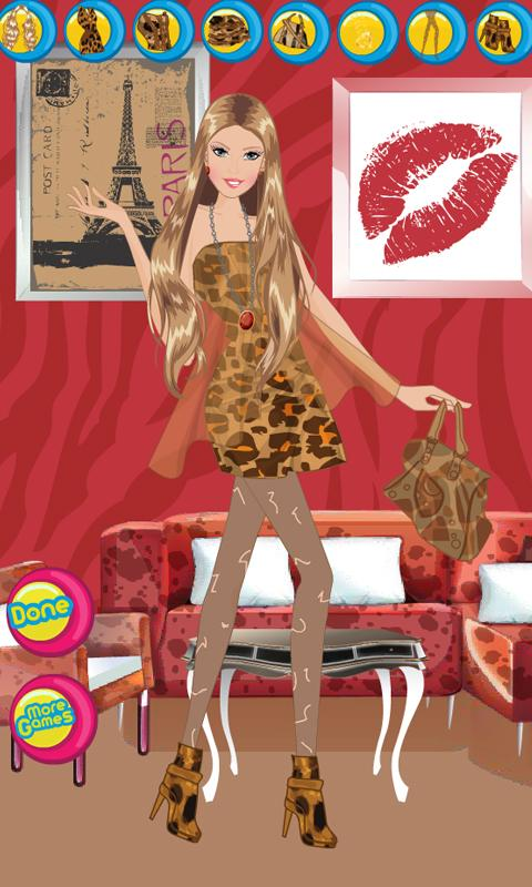 Leopard Fashion- screenshot