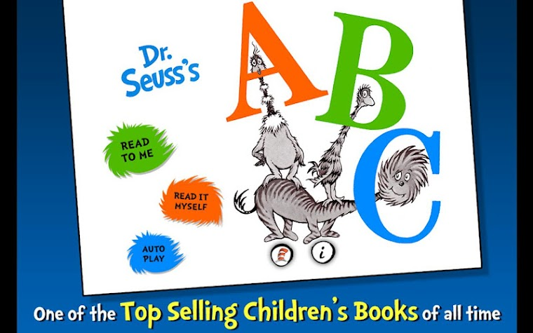 Dr. Seuss's ABC Screenshot