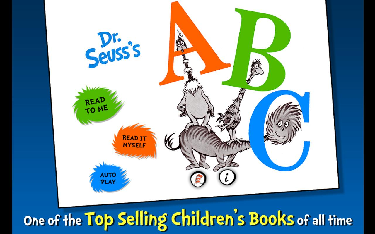 Dr. Seuss's ABC - screenshot