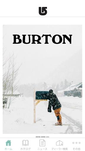 Burton Catalog