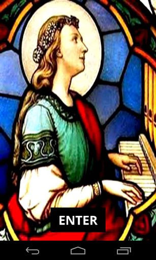 信奉基督教和天主教的音樂