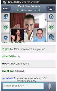Paltalk Video Chat - screenshot thumbnail