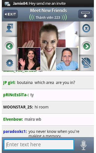 Paltalk Video Chat - screenshot