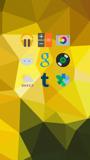 Shapely Icon Pack