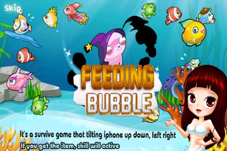 Feeding Buble
