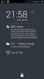 DashClock RSS Viewer Extension Screenshot 2