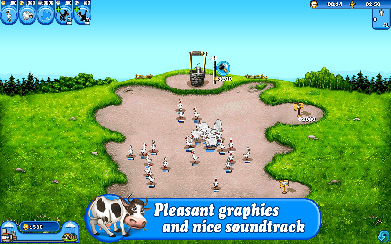 Farm Frenzy – Screenshot