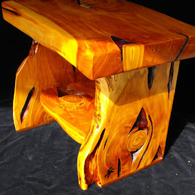 by Keith Gepner - Artistic Objects Furniture