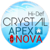 Crystal HD Apex/Nova Theme