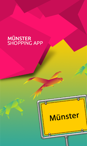 Münster Shopping App