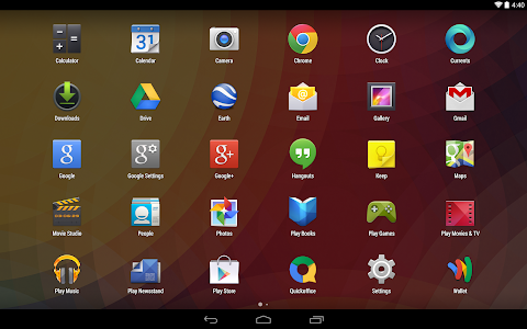 Google Now Launcher v1.1.1.1516623