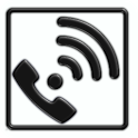 Wi-Fi Voip: make VOIP calls icon