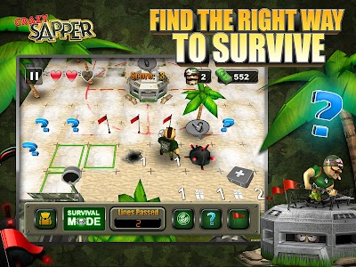 Crazy Sapper 3D v2.22