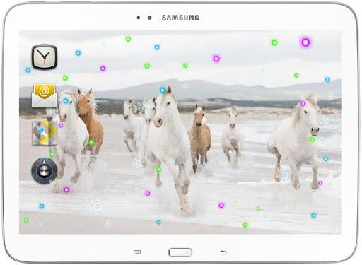 玩免費個人化APP|下載White Horse live wallpaper app不用錢|硬是要APP