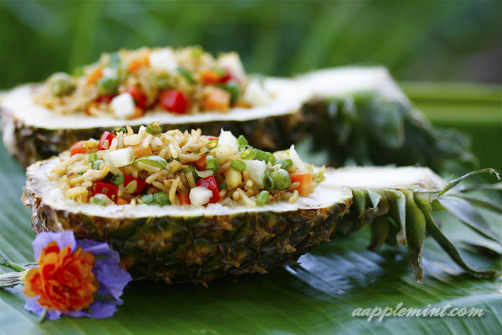 Tropical Pineapple Rice Recipe